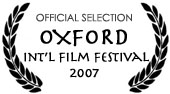 Oxford International Film Festival 2007