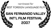San Fernando Valley International Film Festival 2007